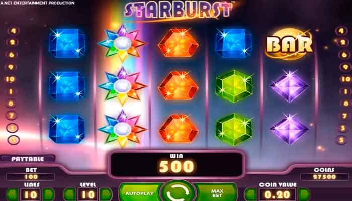 Starburst – najlepszy kasyno slot wszechczasów