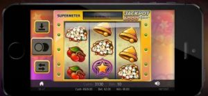Jackpot 6000 Touch mobilne