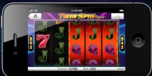 Twin Spin Touch Slot